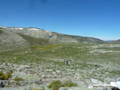 La Mira - Los Galayos (Gredos);viajes de trekking puente almudena viajes en julio